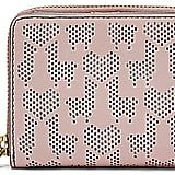 Fossil Emma Llama & Heart Perforated RFID Mini Multifunction Wallet ($55)