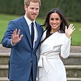 Meghan's Engagement Coat