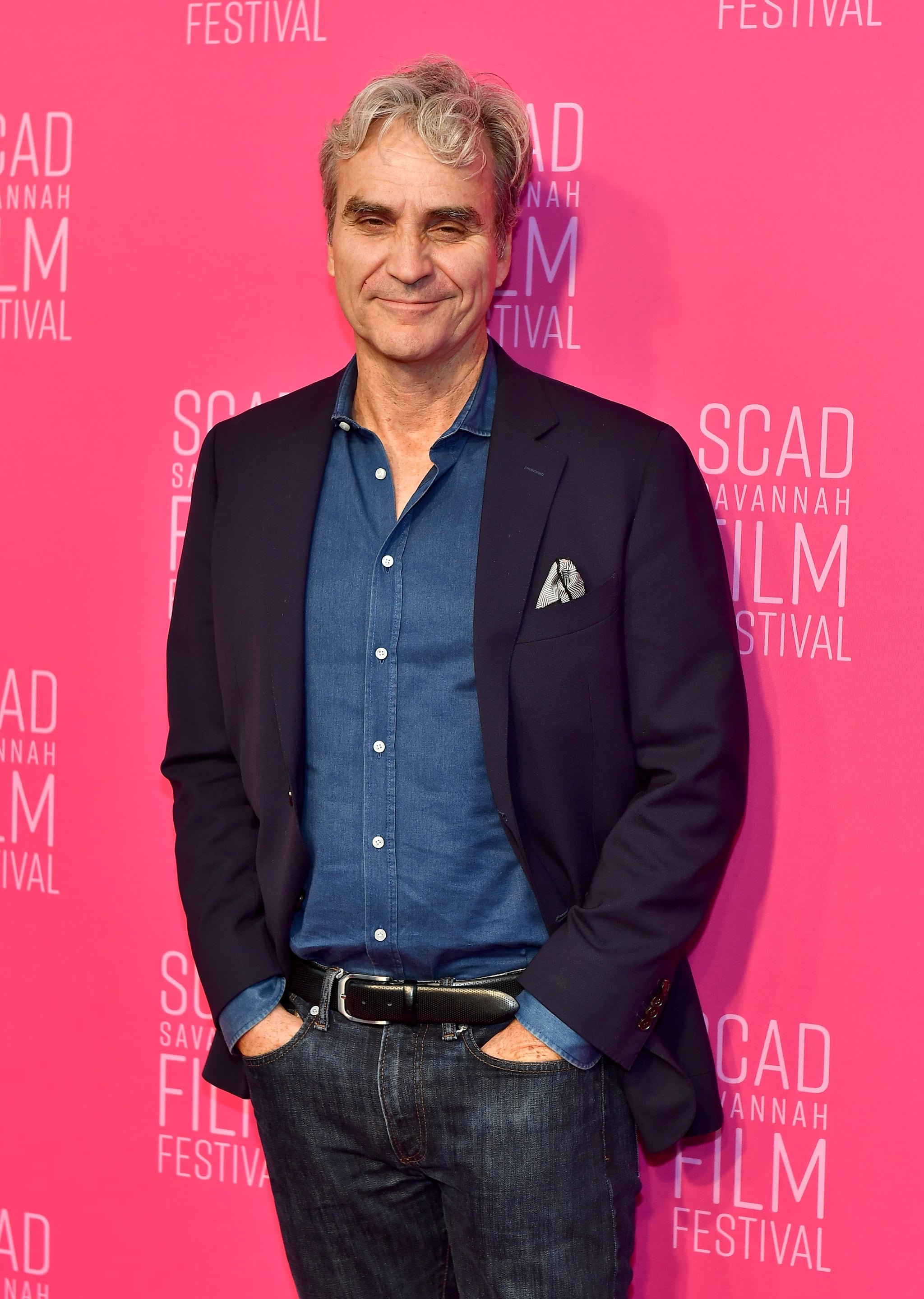 SAVANNAH, GEORGIA - NOVEMBER 02:  Journalist Tom Junod attends the closing night of the 22nd SCAD Savannah Film Festival on November 02, 2019 at Trustees Theatre in Savannah, Georgia (Photo by Paras Griffin/WireImage,)