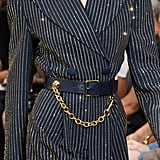 A Belt on the Michael Kors Collection Runway During New York Fashion WeekABlet