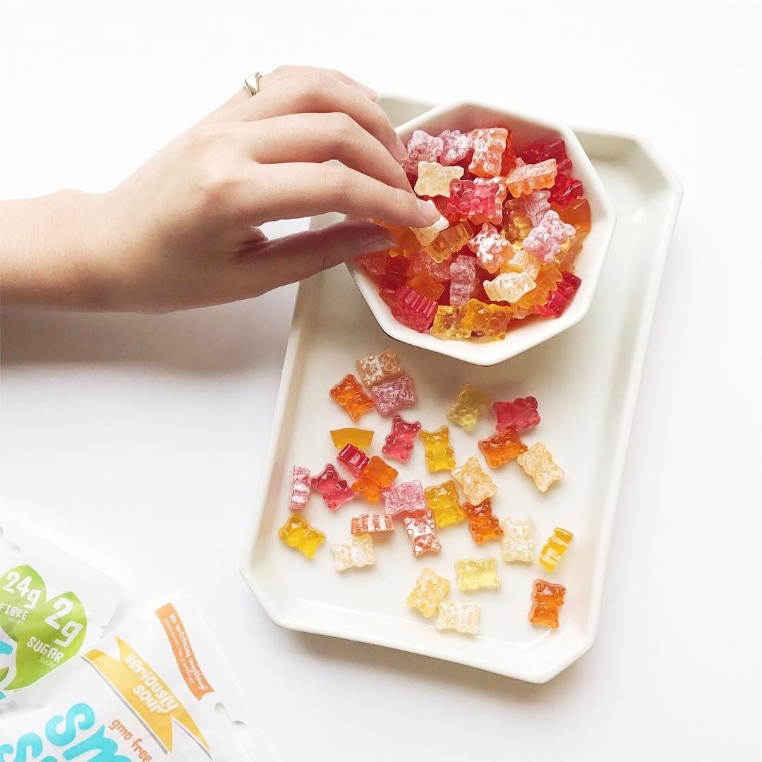 These New Gummies Are the Halo Top of Candy