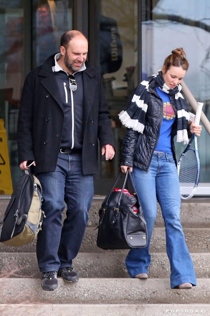 Rachel McAdams and New Boyfriend Patrick Sambrook ...
