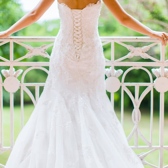 Wearing Something Borrowed on Your Wedding Day