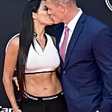 July: Nikki and John Weren't Shy About Showing Off Their Romance at the ESPYs