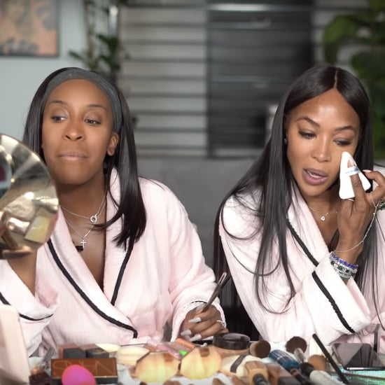 Naomi Campbell and Jackie Aina's Get Ready with Me Video