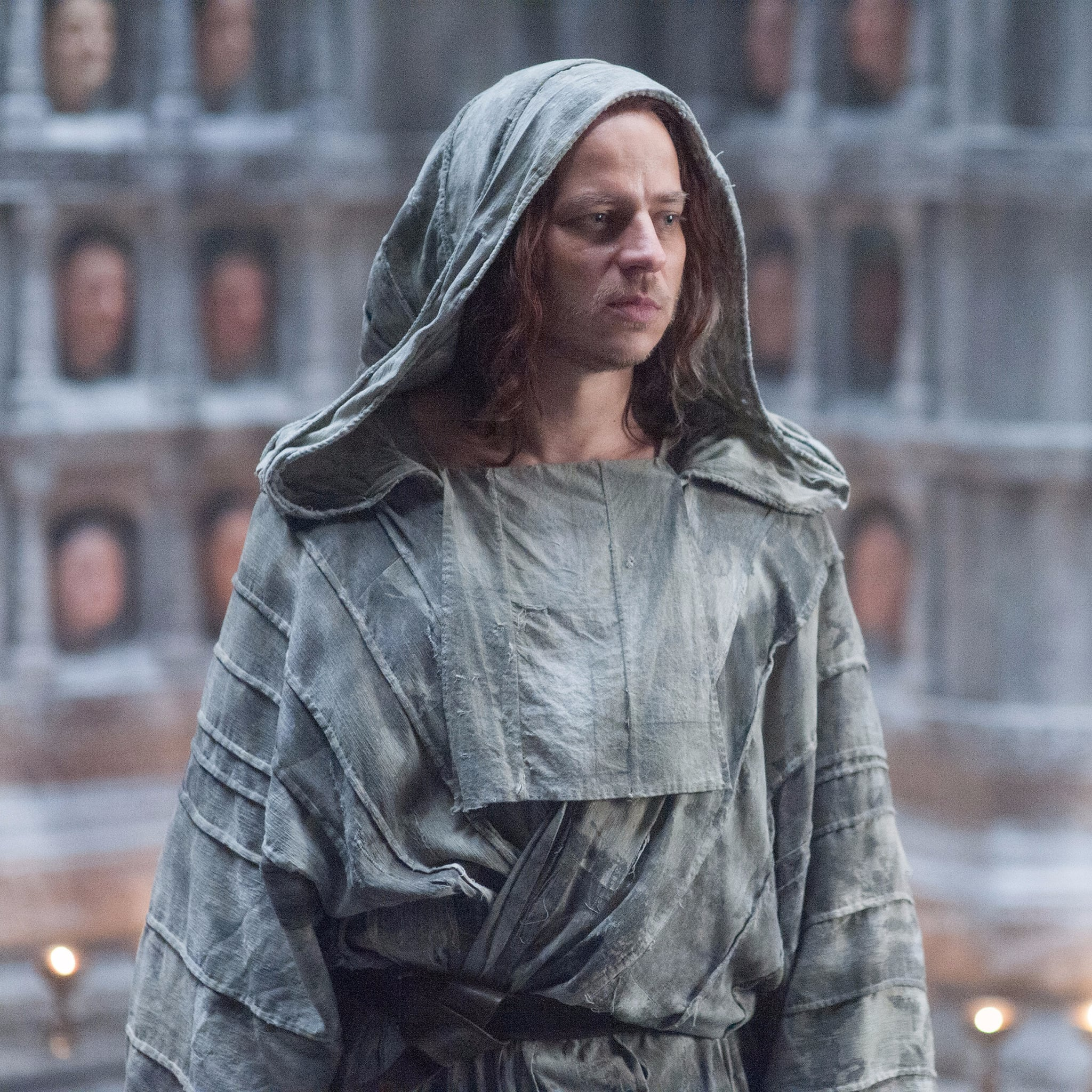 Jaqen h'ghar many faced god