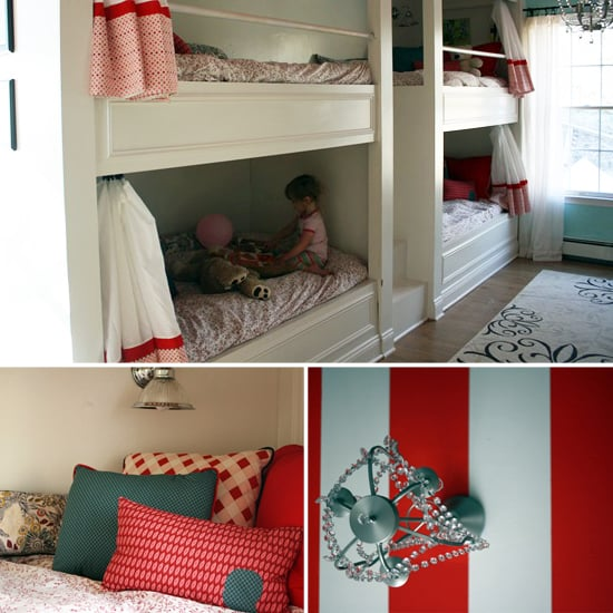 Four Girls, One Room: How to Share a Space With Style