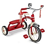 For 3-Year-Olds: Radio Flyer Classic Red Dual Deck Tricycle