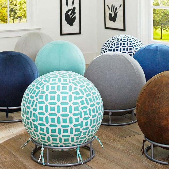 PB Teen Roller Desk Chairs