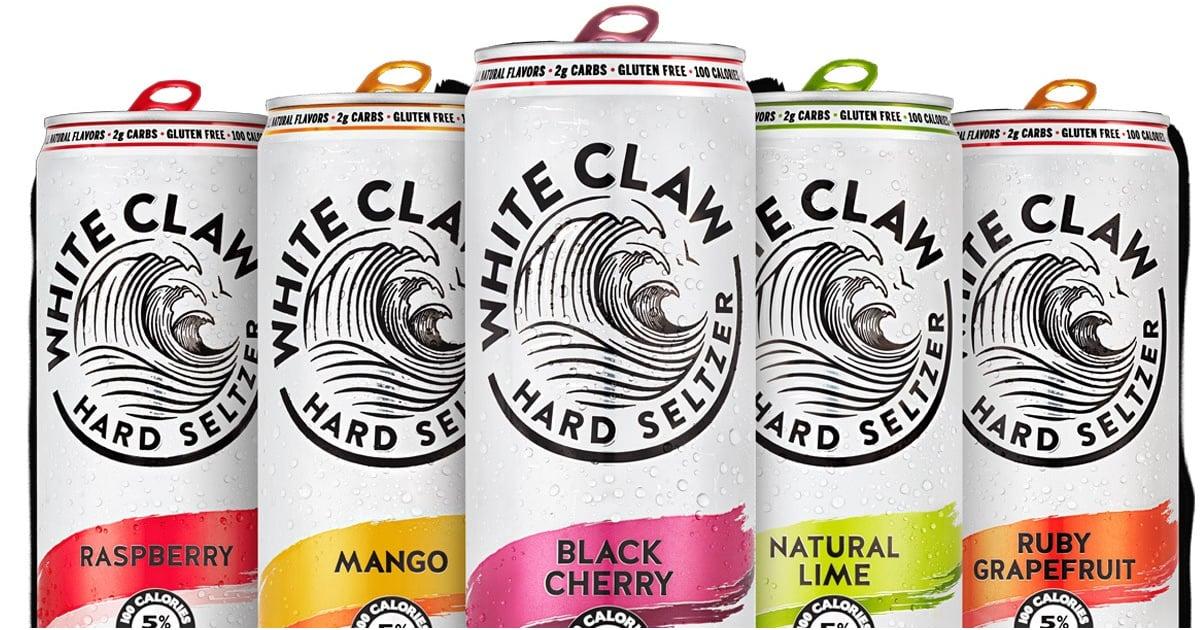 White Claw Hard Seltzer Mango | POPSUGAR Food
