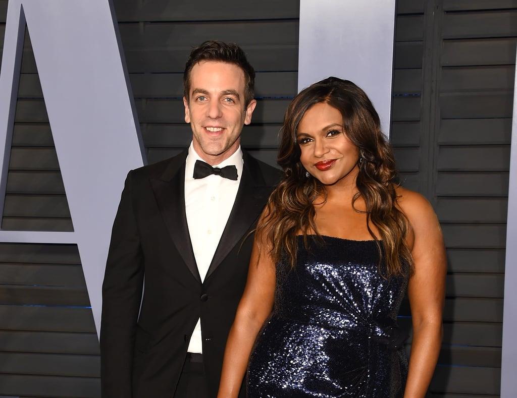 B.J. Novak Congratulates Mindy Kaling on A Wrinkle in Time