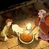Black Cauldron, 1985