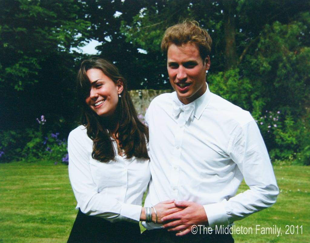 St. Andrews Graduates Kate and William