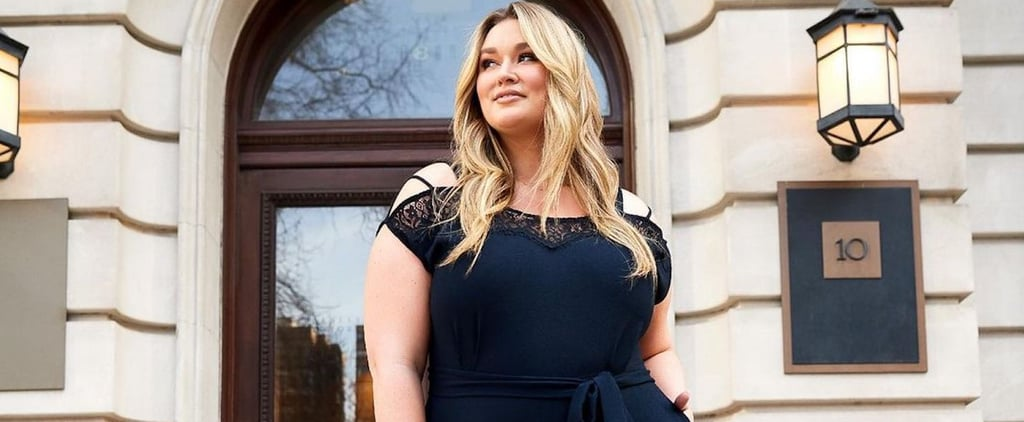 Hunter McGrady Fashion Interview on Curve QVC Collection