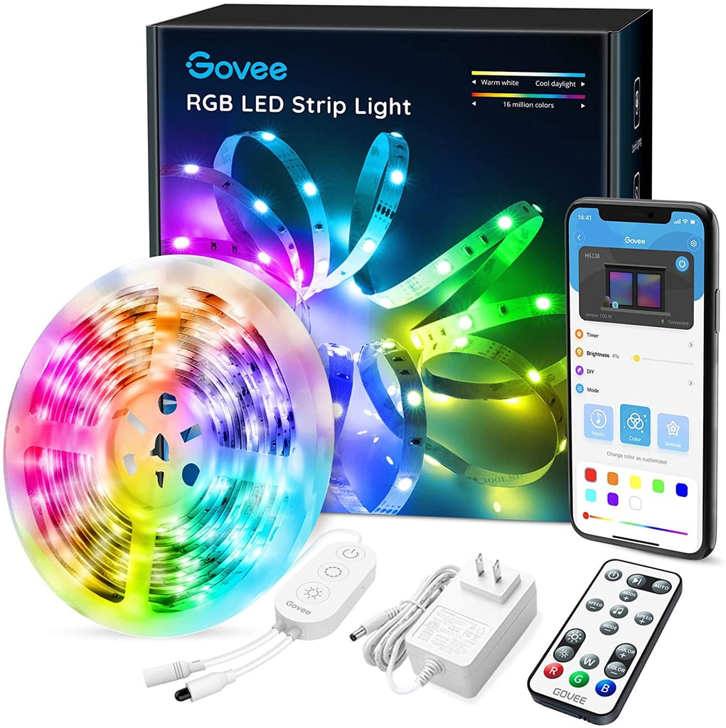 LED Strip Lights Bluetooth Set