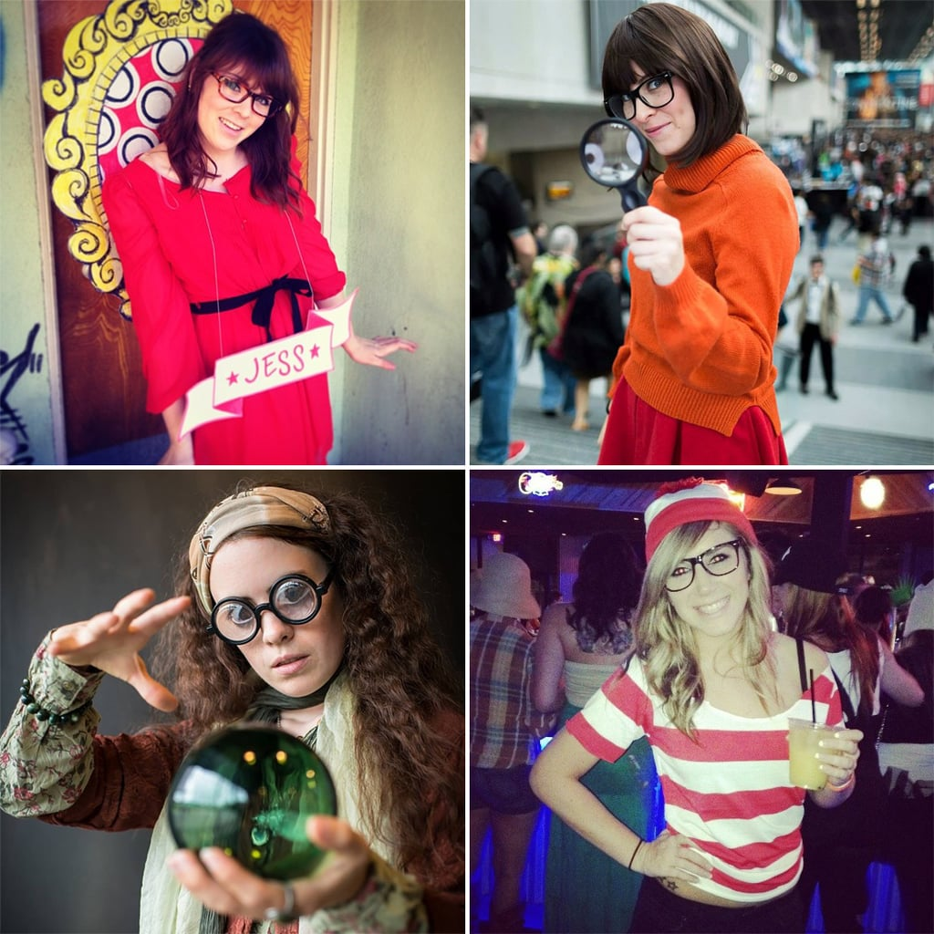 25 Costume Ideas For Girls With Glasses