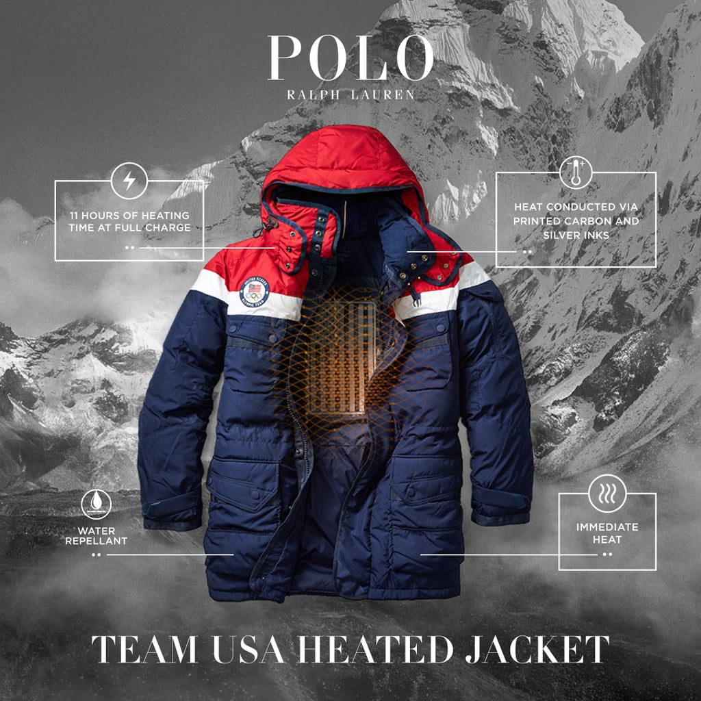 The Team USA Heated Jacket