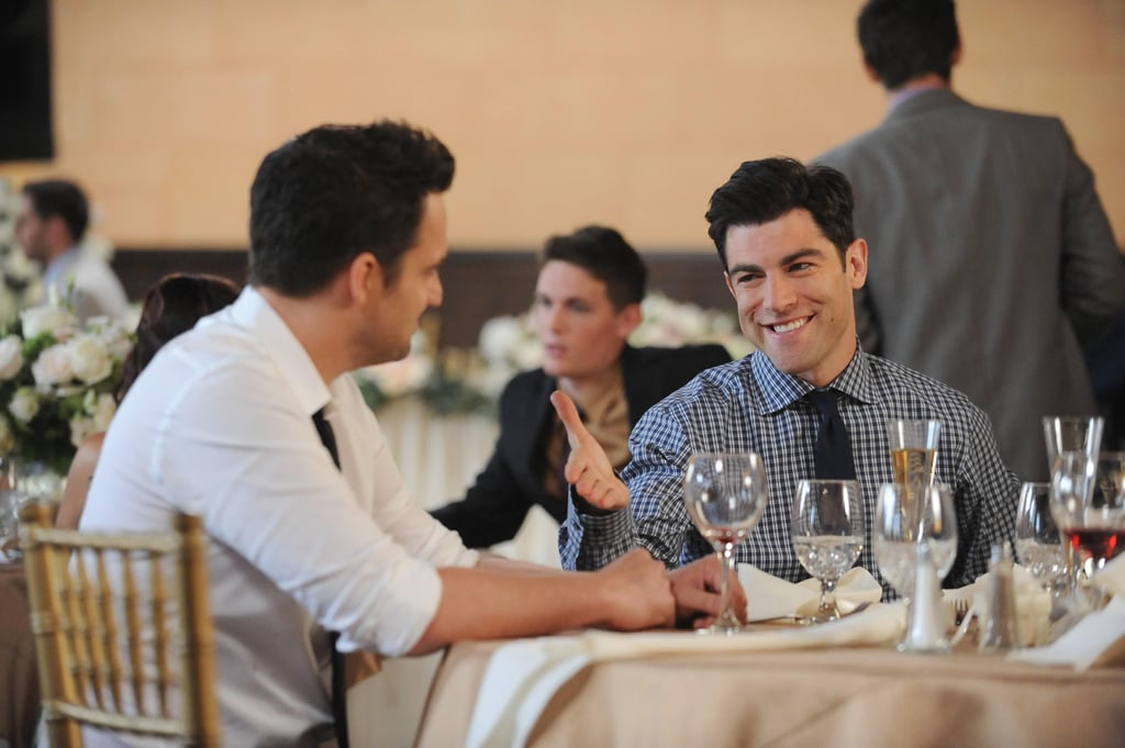 Nick (Jake Johnson) and Schmidt (Max Greenfield) are back.