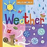 Weather Board Book