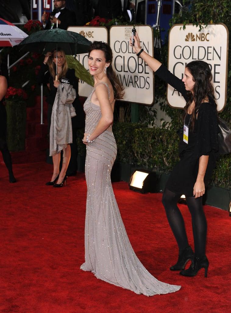 Photos of Jennifer Garner at Golden Globes
