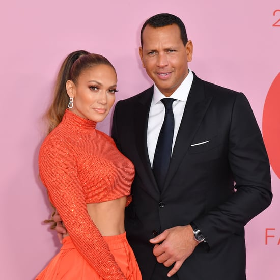 "Watch Alex Rodriguez Dance While J Lo Sings ""Booty"" 