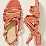 Amelia Strappy Slingback Sandals