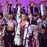 Pink's Brit Awards Performance Was So Electric, I'm Surprised London Didn't Have a Power Surge