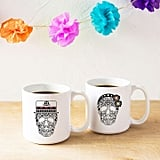 His & Hers Coffee Mug Set ($65)