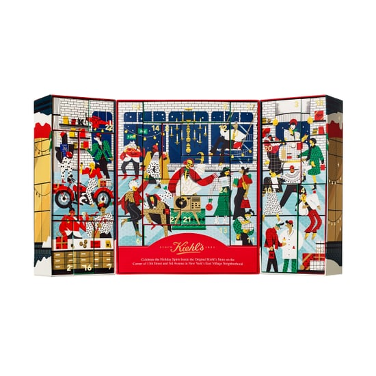 Kiehl's 2020 Advent Calendar and Holiday Collection