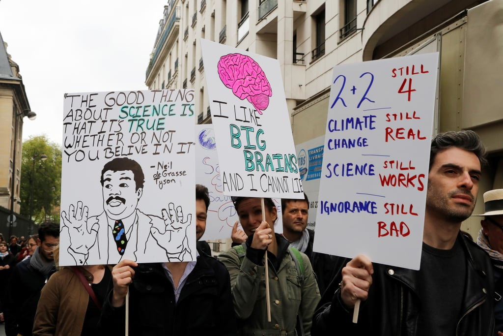 Global Warming - Climate Change - Not my President - Go Green - March for Science - Protest - Alternative Facts - Environmental Shirt Earth 9toG6g7Ec