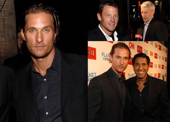 Matthew and Lance Reunite, Sadly No Jake