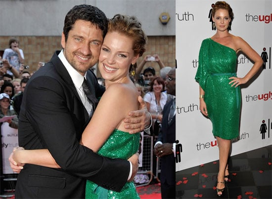 Photos of Katherine Heigl and Gerard Butler in The Ugly Turth