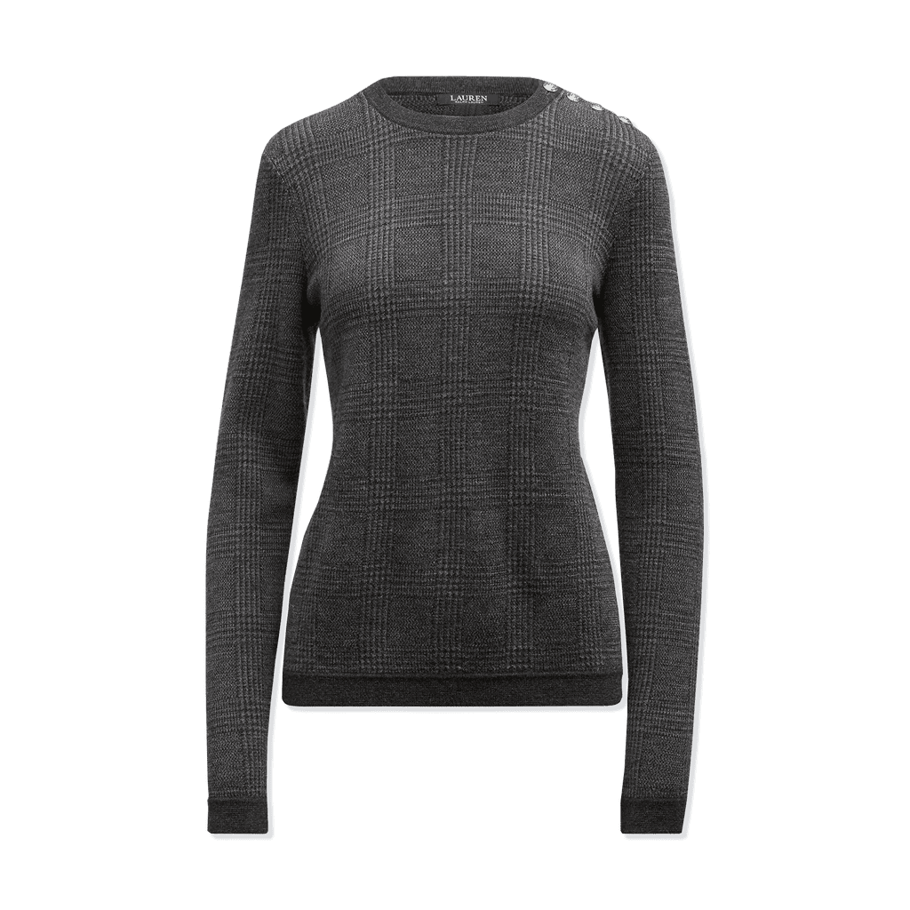 Lauren Ralph Lauren Merino Wool Sweater