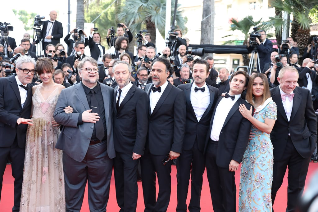 Mexican Actors at Cannes Film Festival 2017
