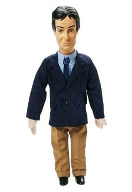 Product of the Day: Ask Dr. Chuck Therapist Doll