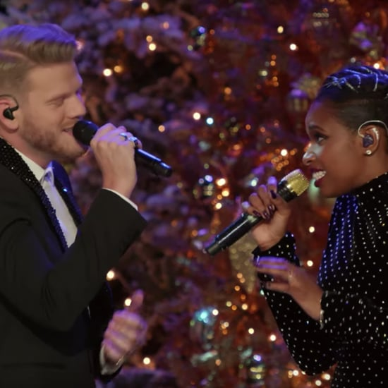 "Jennifer Hudson and Pentatonix Singing ""How Great Thou Art"""