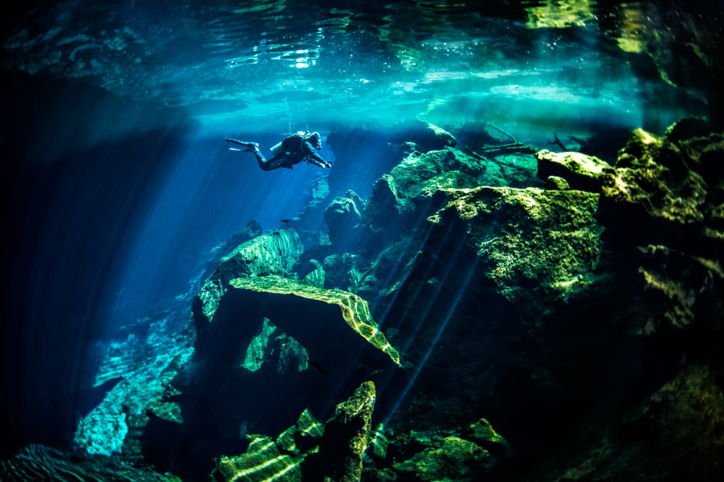 Go Cave Diving in Mexico