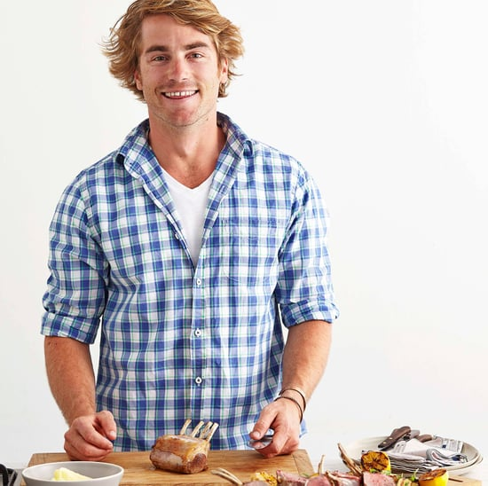 Hayden Quinn's Diet and Day on a Plate