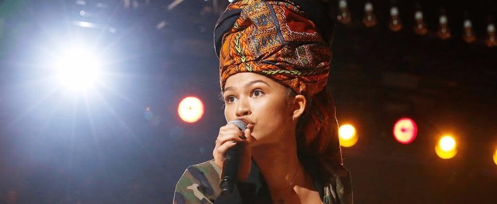 "Zendaya's Soulful Performance of Erykah Badu's ""Tyrone"" Will Give You Life"