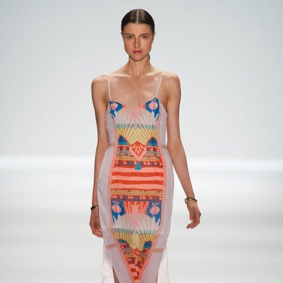 2014 Spring New York Fashion Week Runway Mara Hoffman
