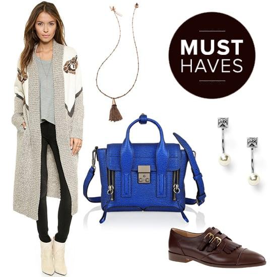 Fall Fashion Shopping Guide | October 2014