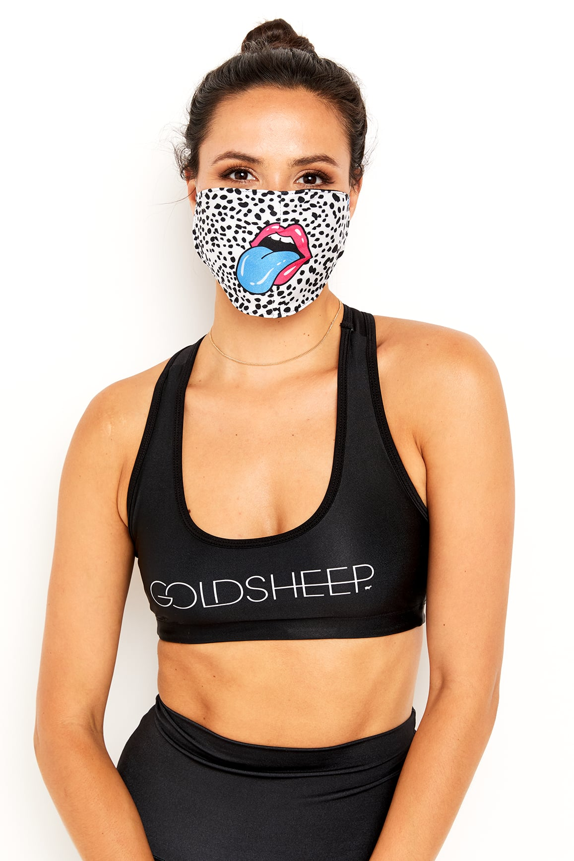 LLDF Face Cover Designed Comfort Fashion Style HD Transparent Face Shield M