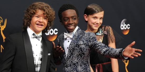 The 'Stranger Things' Kids Got The Most Magical Compliment From Daniel Radcliffe