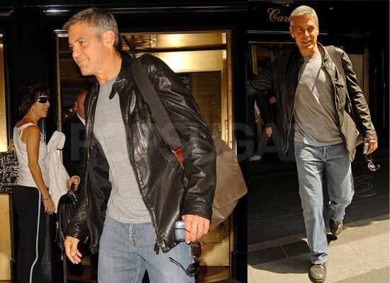 Ladies Love to Nurse Clooney's Wounded Ego