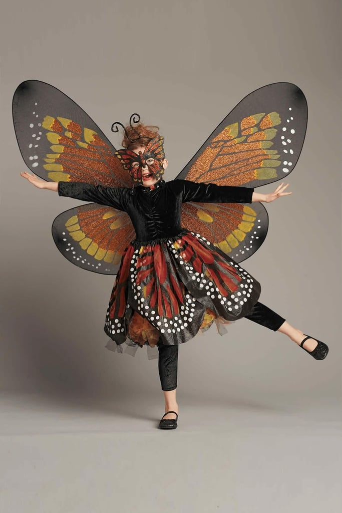 Chasing Fireflies Monarch Butterfly Costume