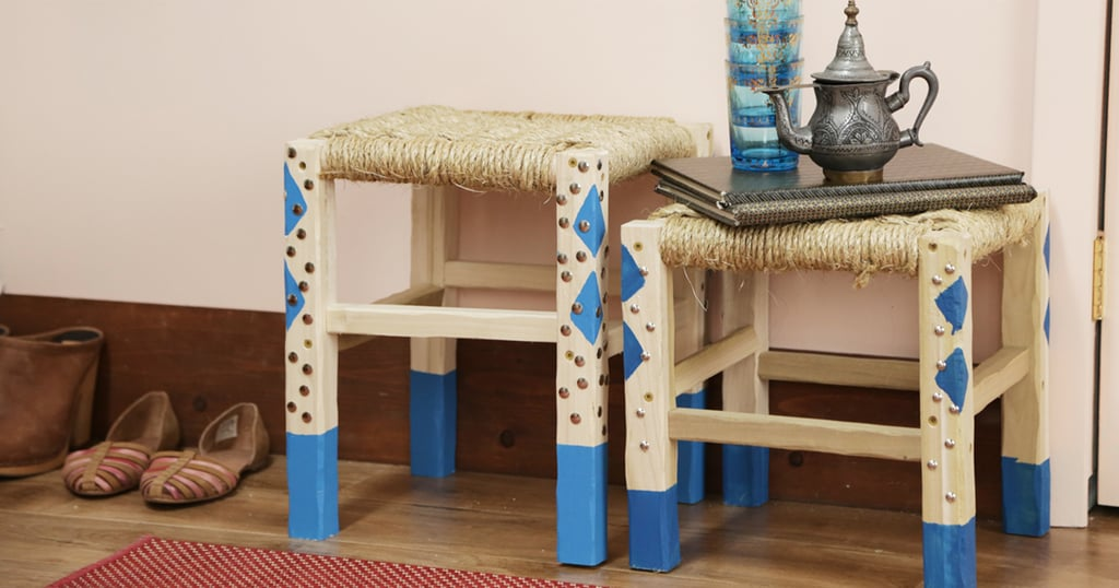 This Moroccan-Style DIY Is the Perfect Balance of Rustic and Chic