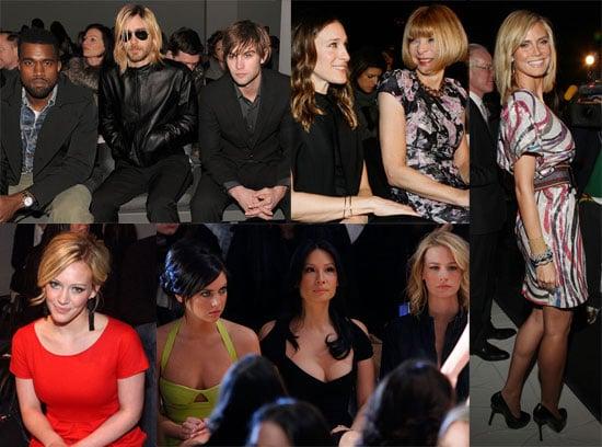 2009 Fashion Week February 15