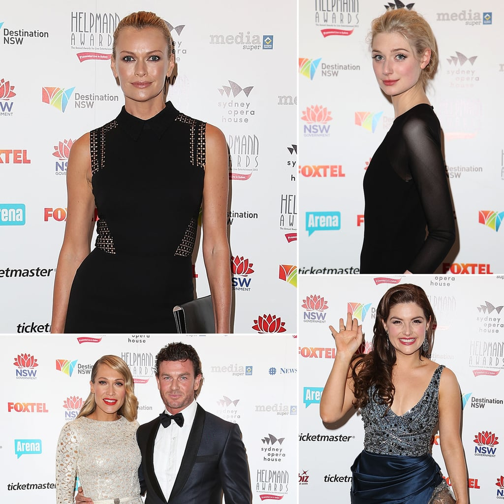 2013 Helpmann Awards Celebrity Pictures and Winners