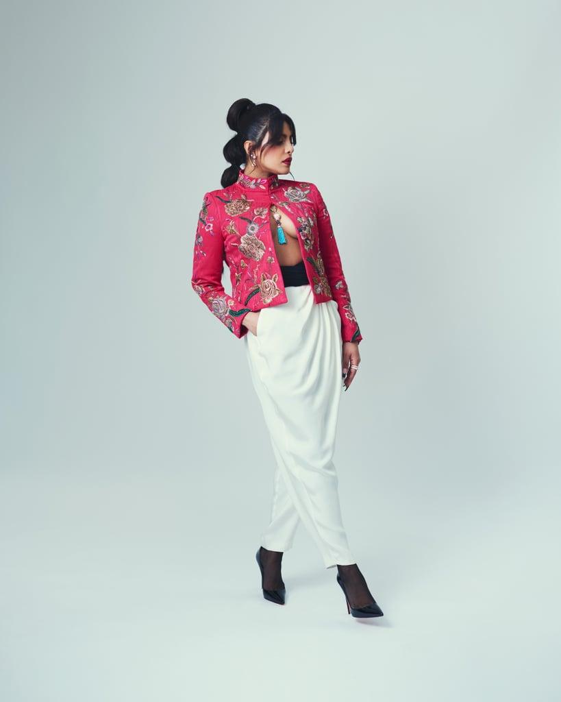 Priyanka Chopra Jonas's Outfit at the 2021 BAFTA Film Awards