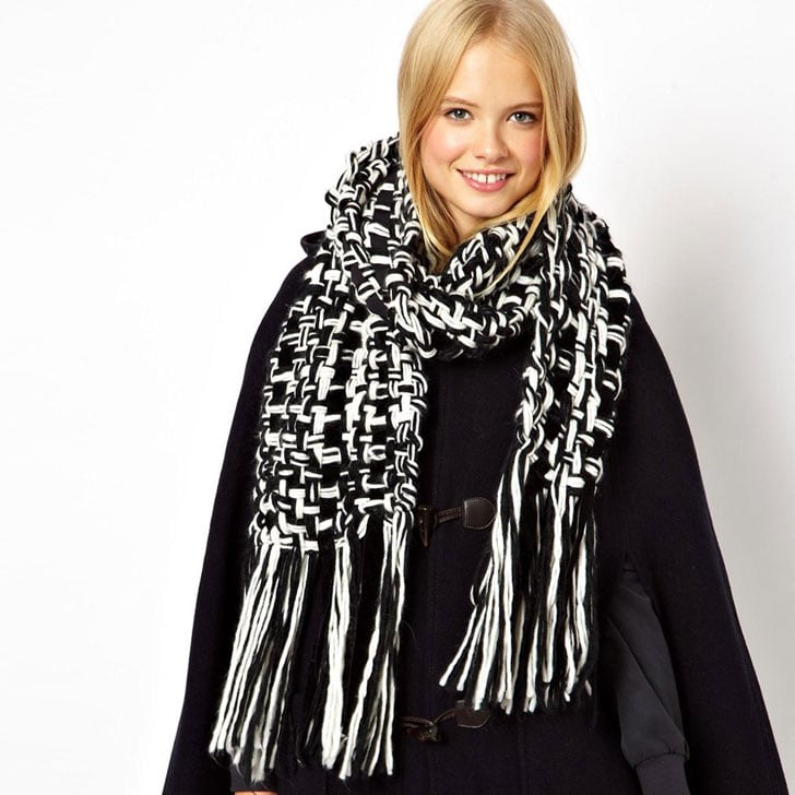 Scarf, approx $14.70, Asos
